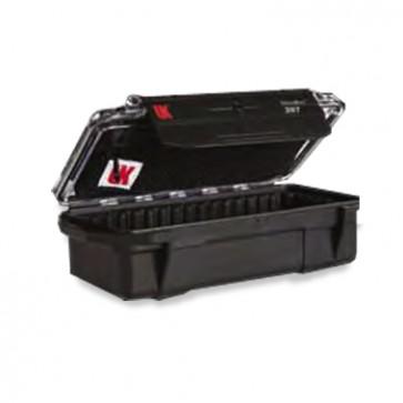 Caja UltraBox Mod. 206 Negro (forrado interior)