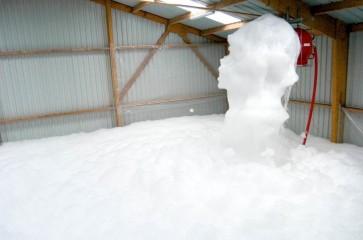 BIO FOAM - Espumógeno sintético multiexpansión sin flúor eficaz en fuegos de hidrocarburos