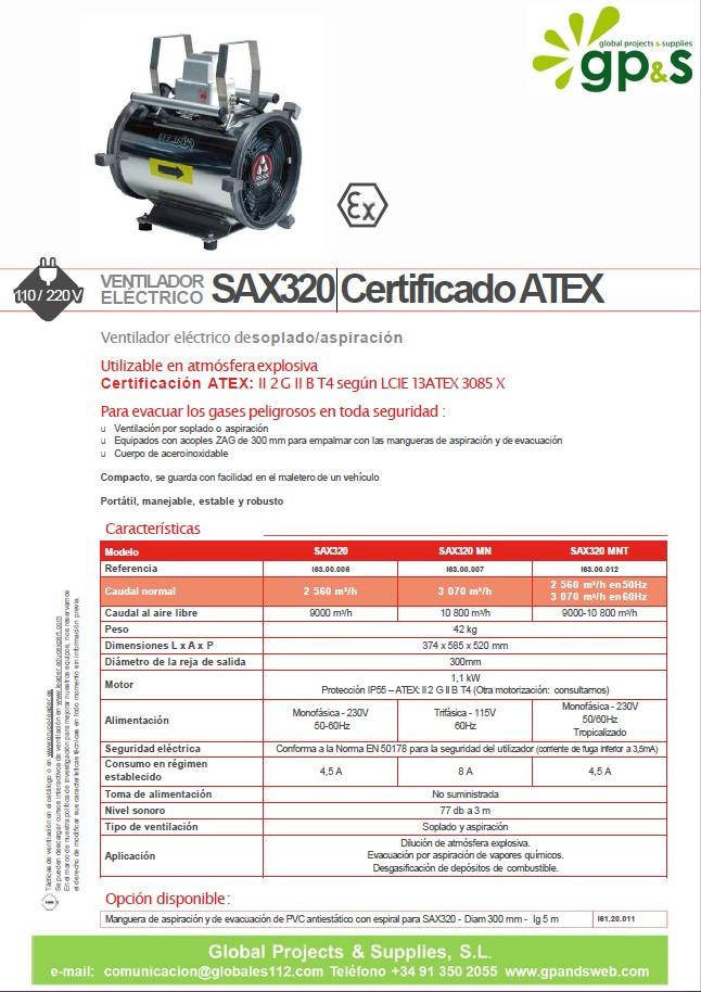 SAX320