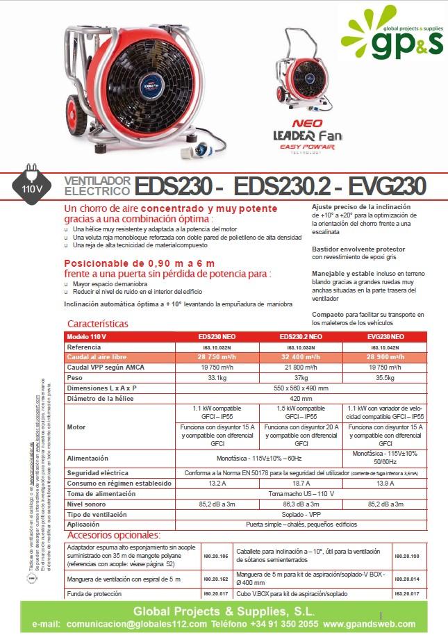EDS230 - EDS230.2 - EVG230