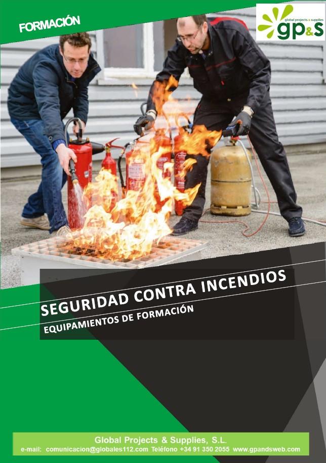 Catálogo general generadores de llama