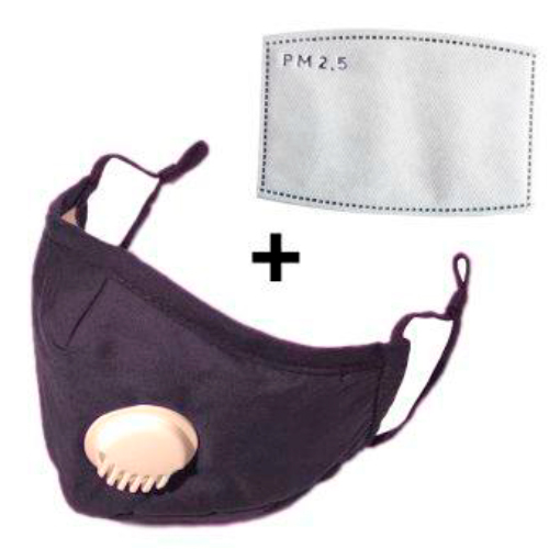 Máscara reutilizable N95