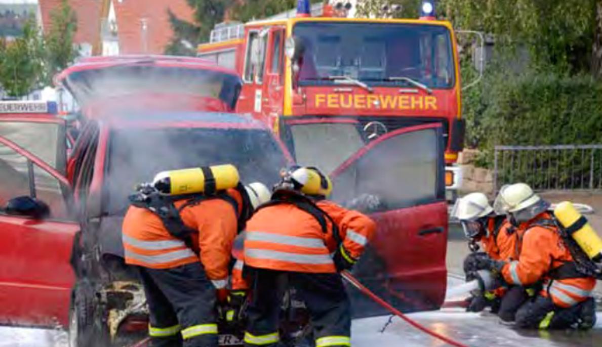 herramientas de rescate para accidentes de coches