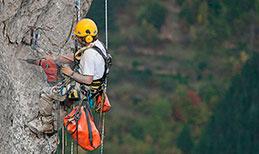 COURANT Rescate altura trabajos verticales