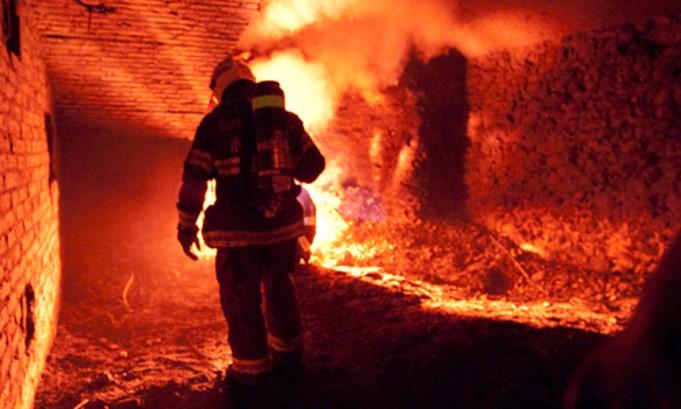 Equipamiento rescate altura incendios COURANT