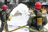 Fuegos líquidos Clase B / Disolventes polares